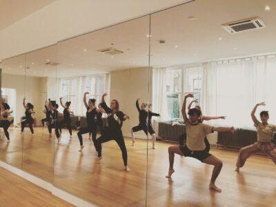 Tribes Dance Yoga Doezastraat studio dance